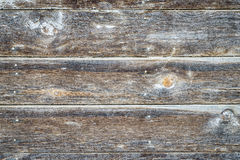 Rustic and weathered wood background Stock Photo