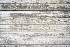 Rustic and weathered wood background. Planks from a wall of abandoned house royalty free stock photos