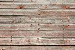 Rustic Weathered Wood Siding Background Royalty Free Stock Images