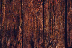 Rustic weathered wooden flooring surface texture Royalty Free Stock Photo