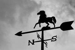 Free Rustic Weathervane Royalty Free Stock Image - 29474286