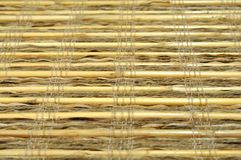 Rustic wicker Royalty Free Stock Image