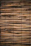 Rustic wicker texture Stock Image