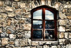 Free Rustic Window Royalty Free Stock Photos - 10994598