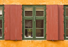 Rustic window Royalty Free Stock Photography