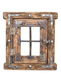Rustic window Royalty Free Stock Photo
