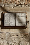 Rustic Window Stock Photo