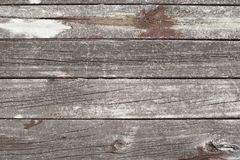 Vintage rustic wood texture background - horizontal lines royalty free stock photos