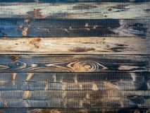 Rustic wood background or texture. With black texture royalty free stock photo