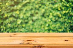 Rustic wood boards  Stock Images