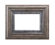 Rustic wood frame Royalty Free Stock Photos