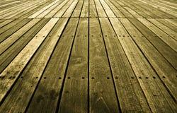 Rustic Wood Metallic Background Royalty Free Stock Photo