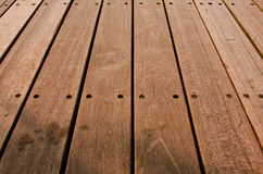 Rustic Wood Metallic Background. Stock Images