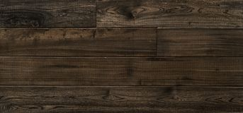 Rustic Wood Planks. Dark rustic wood plank boards from flooring showing nice wood grain stock photography