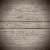 Rustic wood planks vintage background stock illustration