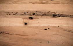 Rustic wood surface background Royalty Free Stock Image