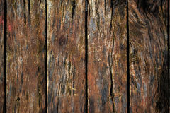 Rustic wood surface Royalty Free Stock Photography