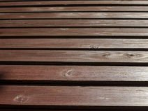 Rustic wood table top, desktop Royalty Free Stock Photography