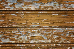 Rustic wood texture with natural patterns surface as background Stock Photography