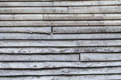 Rustic wood wall pattern Stock Photography