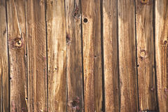 Rustic Wooden Background Stock Photography