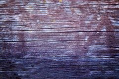 Rustic wooden background. Old wood. Free text space. stock photo