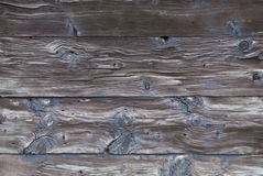 Rustic Wooden Background Or Texture With Blue Color, Copy Space Royalty Free Stock Photos