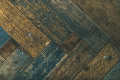Rustic wooden barn door, wall or table texture, background. Reclaimes rustic wooden barn door, wall or table texture, background and wall, horizontal composition Stock Photo