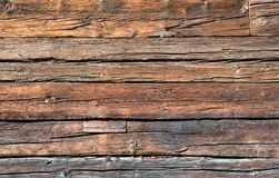 Rustic wooden board Royalty Free Stock Photography