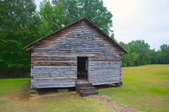 Rustic Wooden Civil War Church Royalty Free Stock Image