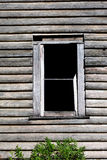 Rustic wooden cottage Stock Image