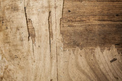 Rustic wooden panel Royalty Free Stock Photography