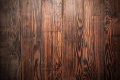Rustic wooden panel Stock Photography