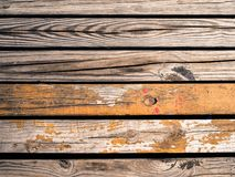Rustic wooden planks gritty wood texture autumn fall rustic backgr Royalty Free Stock Photo