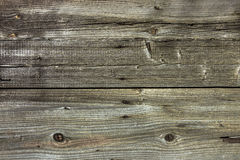 Rustic wooden table  background. Rustic planked table  from horizontal wooden boards Royalty Free Stock Images