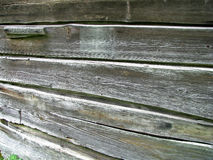 Rustic wooden wall Stock Photography