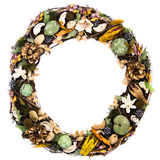 Rustic Wreath Stock Photos