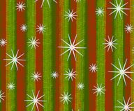 Rustic Xmas Stars Background stock images
