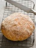 Rustiek Artisanaal Brood stock afbeelding