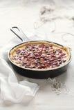 Rustiek Berry Pie Royalty-vrije Stock Afbeelding