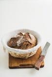 Rustiek brood Royalty-vrije Stock Foto's