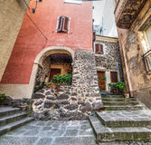 Rustiek huis in Sardinige stock fotografie