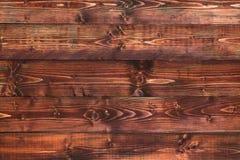 Rustieke bruine rode houten achtergrond Stock Fotografie