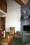 Rustieke cabine Royalty-vrije Stock Fotografie