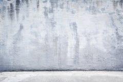 Rustieke Concrete Achtergrond met inbegrip van de Vloer/Gemalen Stock Afbeeldingen