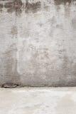 Rustieke Concrete Achtergrond met inbegrip van de Vloer/Gemalen Royalty-vrije Stock Fotografie