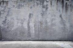 Rustieke Concrete Achtergrond met inbegrip van de Vloer/Gemalen Stock Afbeelding