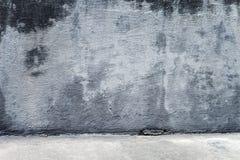 Rustieke Concrete Achtergrond met inbegrip van de Vloer/Gemalen Royalty-vrije Stock Afbeelding