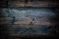 Rustieke houten lijst hoogste mening als achtergrond Royalty-vrije Stock Foto's