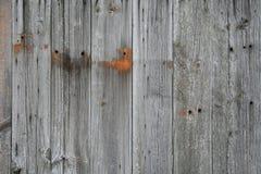 Rustieke houten textuurachtergrond Stock Fotografie